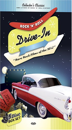 Rock & Roll Drive-In: Go Johnny DVD Image