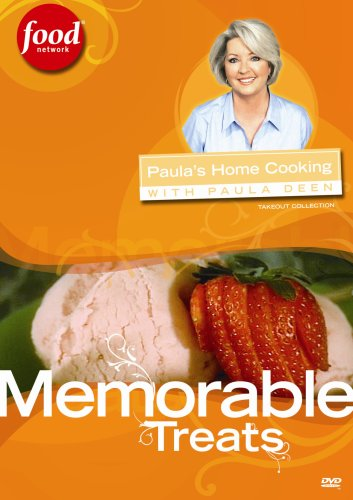 Paula's Home Cooking with Paula Deen - Memorable Treats DVD Image