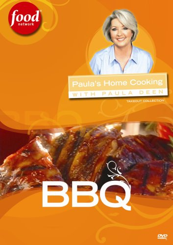 Paula's Home Cooking with Paula Deen - BBQ DVD Image