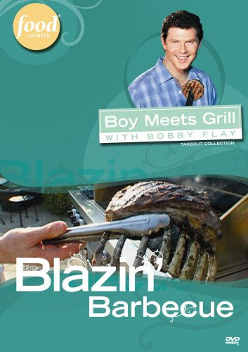 Boy Meets Grill with Bobby Flay - Blazin' Barbecue DVD Image