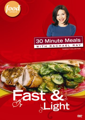 30 Minute Meals with Rachael Ray - Fast & Light DVD Image