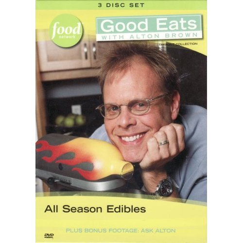 Good Eats With Alton Brown V1: All Season Edibles DVD Image