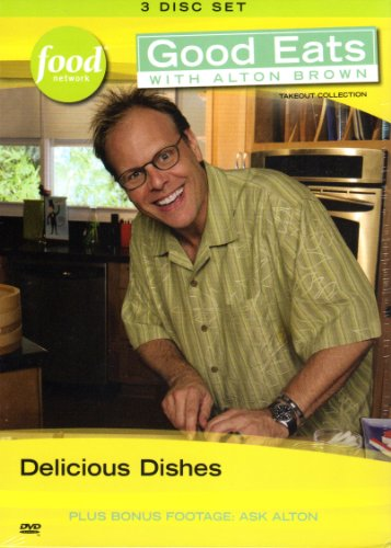 Delicious Dishes (Good Eats Vol. 8) DVD Image