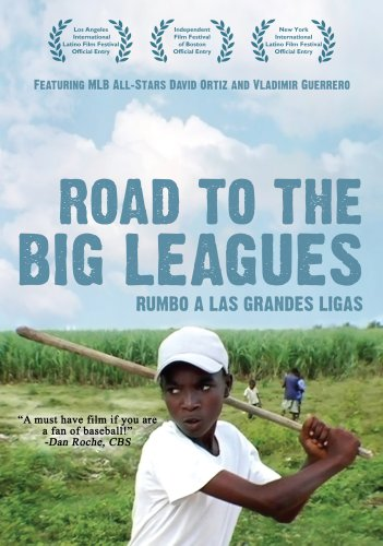 Road to the Big Leagues (Rumbo A Las Grandes Ligas) DVD Image