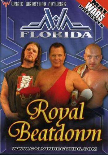 Mat Wars: NWA Florida Royal Beatdown DVD Image