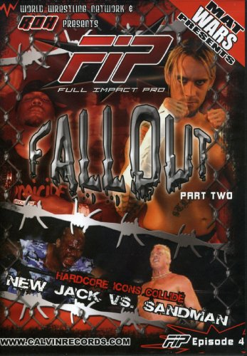 Mat Wars: Fip Fallout, Part 2 DVD Image