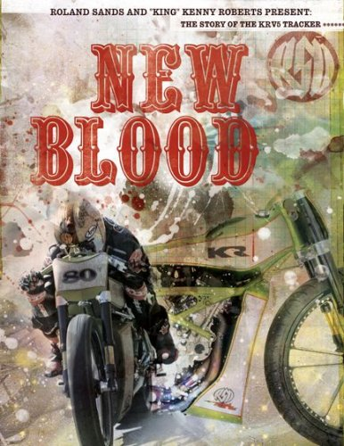New Blood: The Story of the V5 Tracker DVD Image