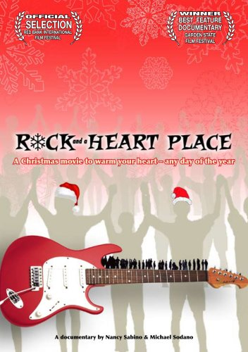 Rock and a Heart Place DVD Image