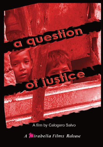 A Question of Justice DVD Image