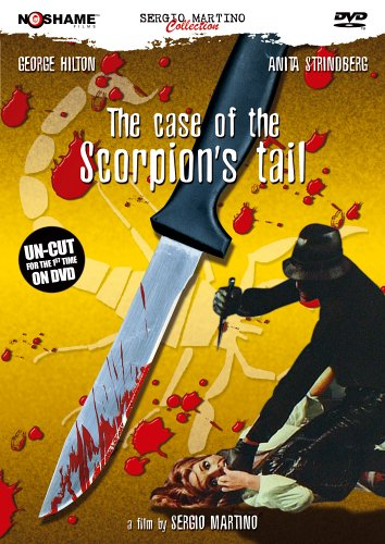 The Case of the Scorpion's Tail DVD Image