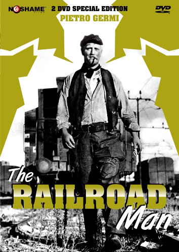 The Railroad Man DVD Image