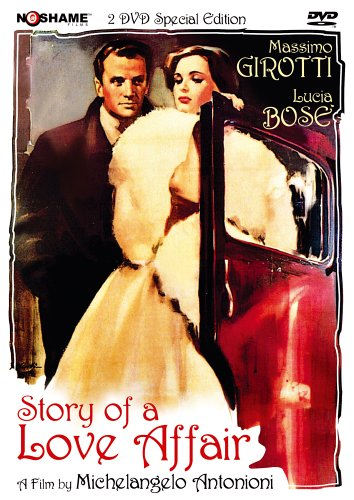 Story of a Love Affair DVD Image