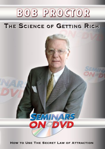 The Science of Getting Rich - Using The Secret Law of Attraction to Accumulate Wealth DVD Image