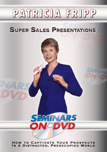 Super Sales Presentations - How to Captivate Your Prospects - Sales Training Video on DVD DVD Image