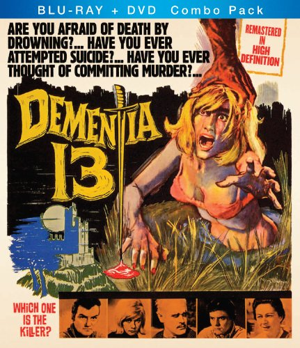 Dementia 13 (Blu-ray + DVD Combo Pack) DVD Image