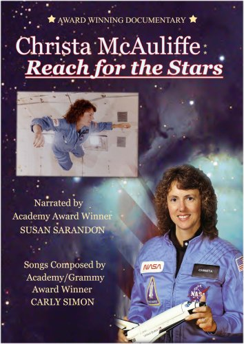 Christa McAuliffe Reach for the Stars DVD Image
