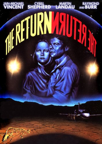 The Return (1980) (widescreen edition) DVD Image