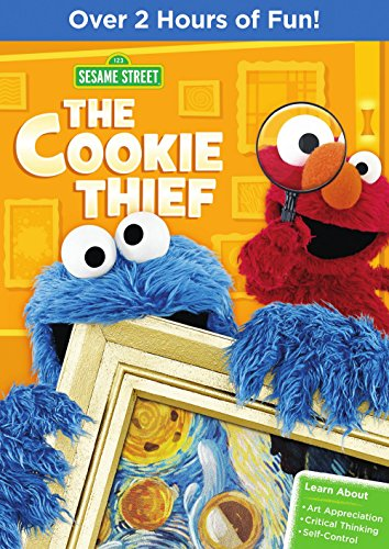 Sesame Street: The Cookie Thief DVD Image