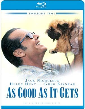 As Good As It Gets [Blu-ray] DVD Image