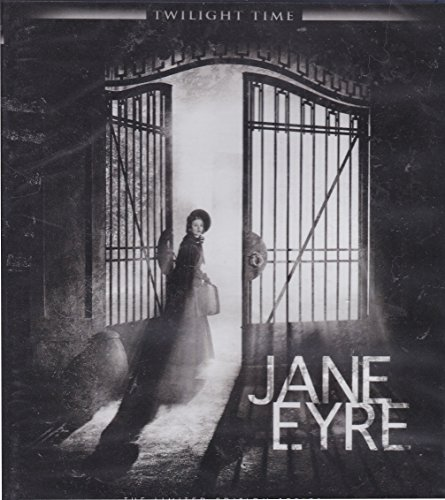 Jane Eyre [Blu-ray] DVD Image