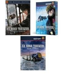 Ice Road Truckers: The Complete Seasons 1,2, & On and Off The Ice DVD Image
