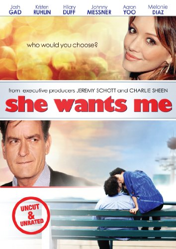 She Wants Me DVD Image