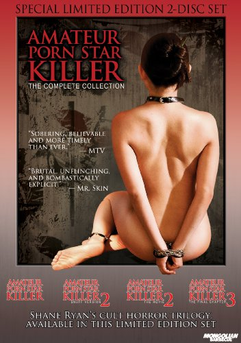 Amateur Porn Star Killer: The Complete Collection DVD Image