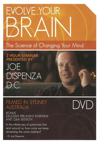 Evolve Your Brain- The Science of Changing Your Mind DVD Image