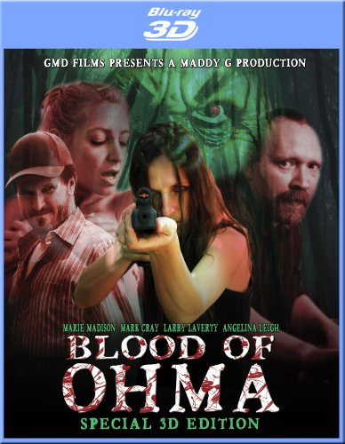 Blood of Ohma 3D (Blu-Ray 3D) DVD Image