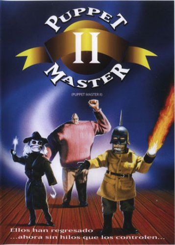 Puppet Master II DVD Image