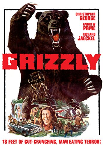 Grizzly DVD Image
