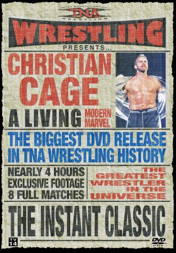 Total Nonstop Action Wrestling Presents: The Best of Christian Cagethe Instant Classic DVD Image