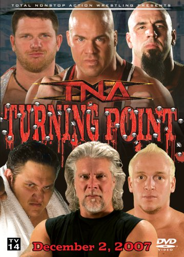 TNA - Turning Point 2007 DVD Image