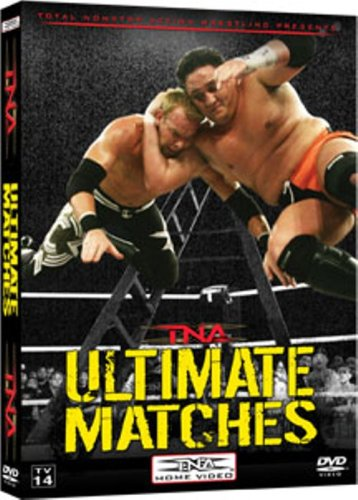 TNA: Ultimate Matches (2 Disc Set) DVD Image