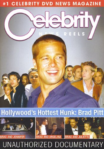 Hollywoods Hottest Hunk Brad Pitt DVD Image