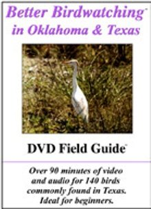 Better Birdwatching in Oklahoma & Texas DVD Image