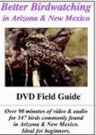 Better Birdwatching in Arizona & New Mexico DVD Image