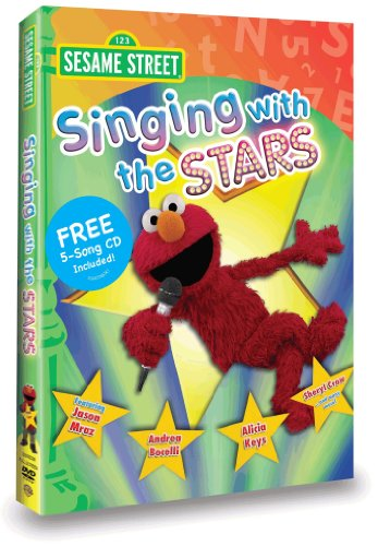 Sesame Street: Singing With the Stars DVD Image