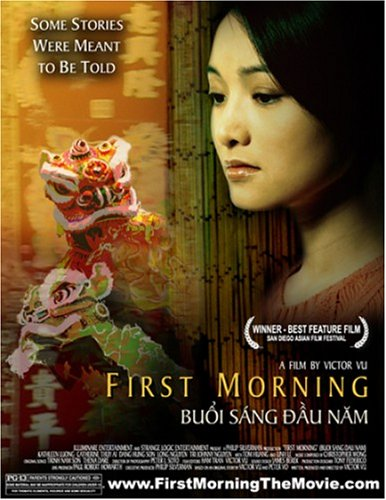 First Morning DVD Image