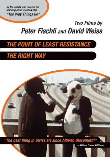 The Point of Least Resistance / The Right Way DVD Image