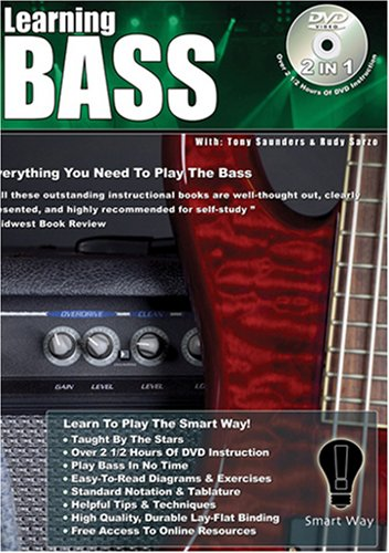 Learning Bass DVD Image