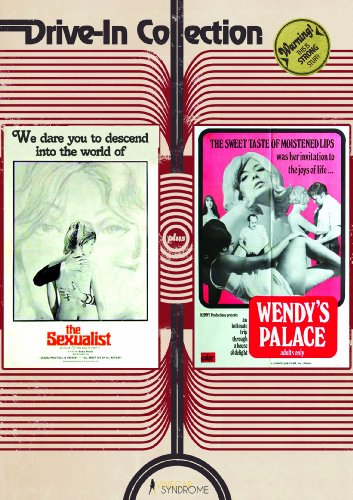 The Sexualist / Wendy's Palace DVD Image