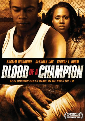 Blood of a Champion DVD Image