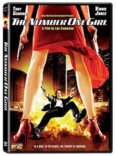 The Number One Girl DVD Image