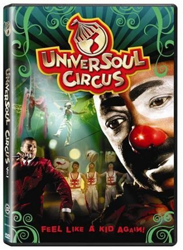 Universoul Circus DVD Image