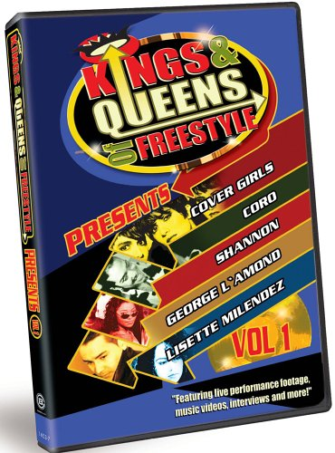 Kings & Queens of Freestyle, Vol. 1 DVD Image