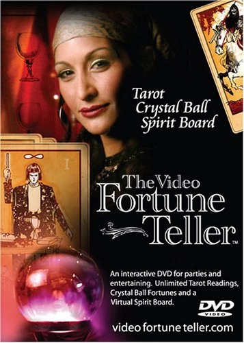 The Video Fortune Teller - Tarot, Crystal Ball and Spirit Board DVD Image