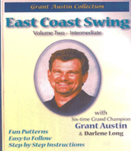 Grant Austin Collection - East Coast Swing - Vol. 2 DVD Image