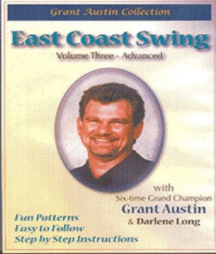 Grant Austin Collection - East Coast Swing - Vol. 3 DVD Image