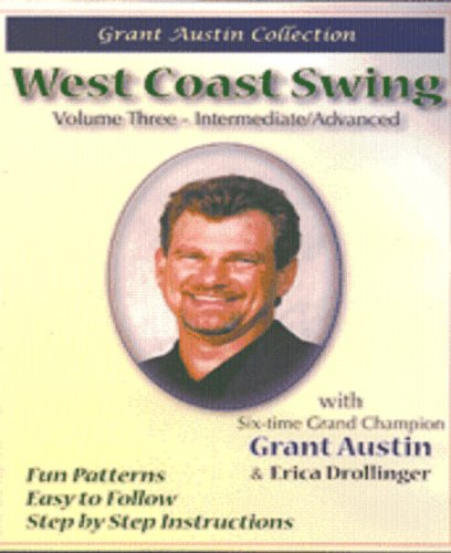 Grant Austin Collection - West Coast Swing - Vol. 3 DVD Image